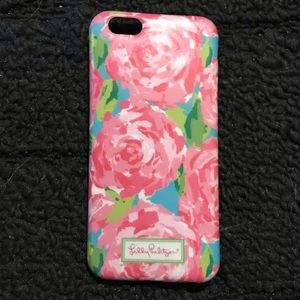 Lilly Pulitzer iPhone Case - First Impressions